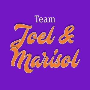 Fundraising Page: Team Joel and Marisol
